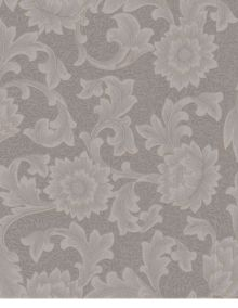 Graham & Brown Taupe darcie wallpaper