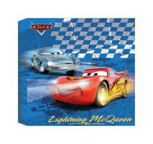 Cars Printed Canvas (30x30cm)
