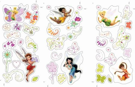 Graham & Brown Fairies Small Wall Sticker
