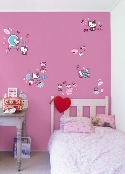 Graham & Brown Hello Kitty Small Wall Sticker