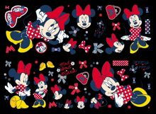 Minnie Mouse Wall Sticker
