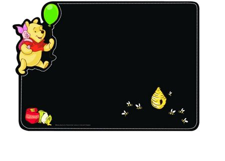 Graham & Brown Winnie the Pooh Blackboard Sticker