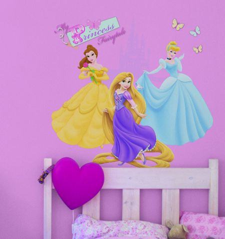 Graham & Brown Princess Over the Bed Sticker
