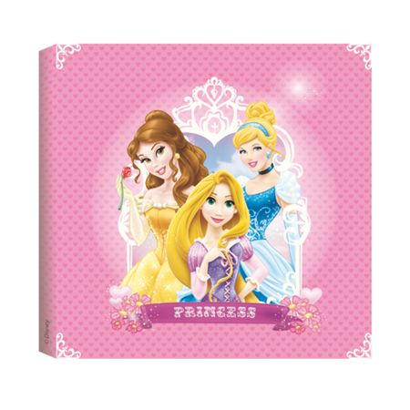 Graham & Brown Princess Printed Canvas (30x30cm)
