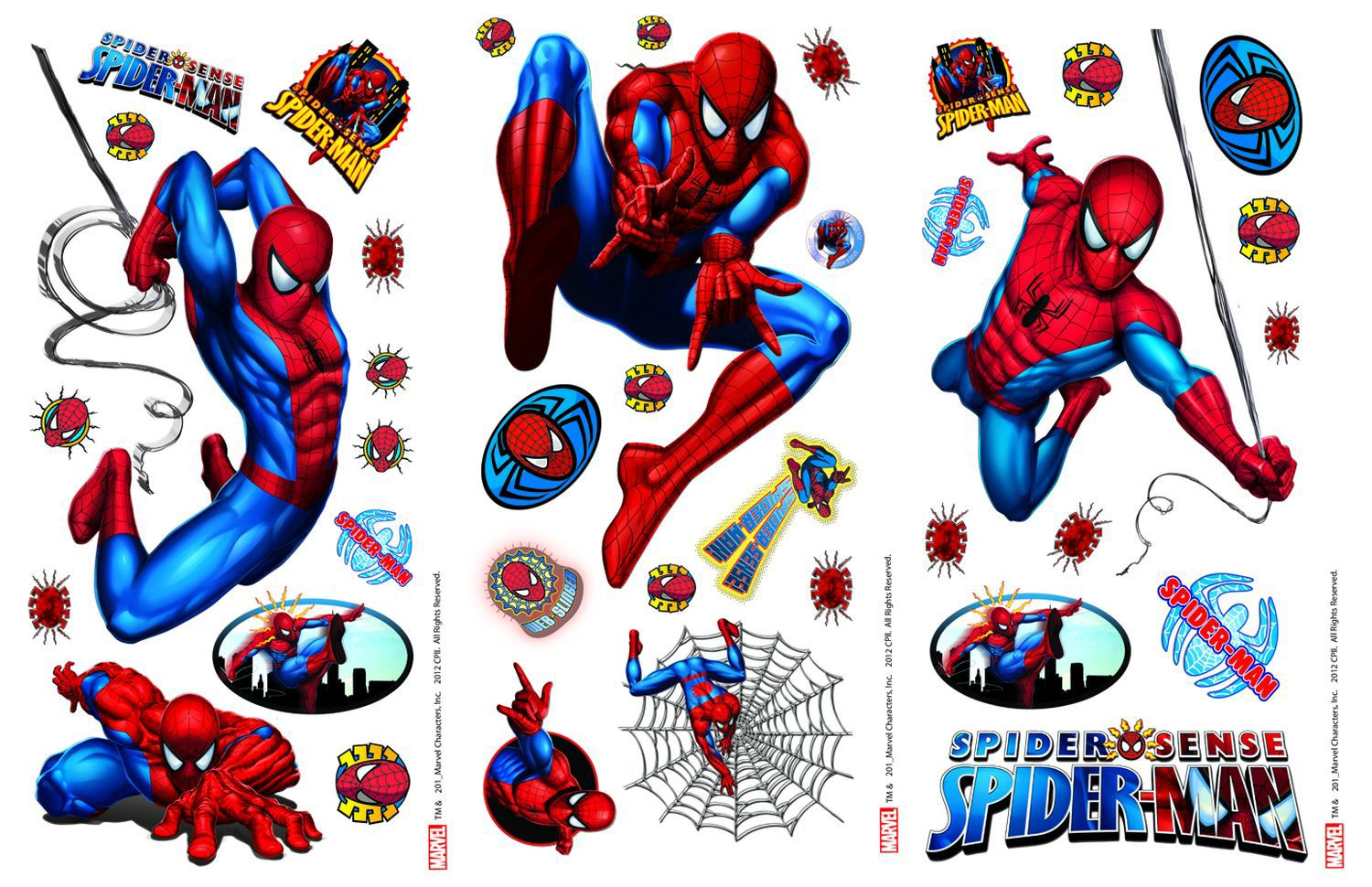 Spiderman Small Wall Sticker