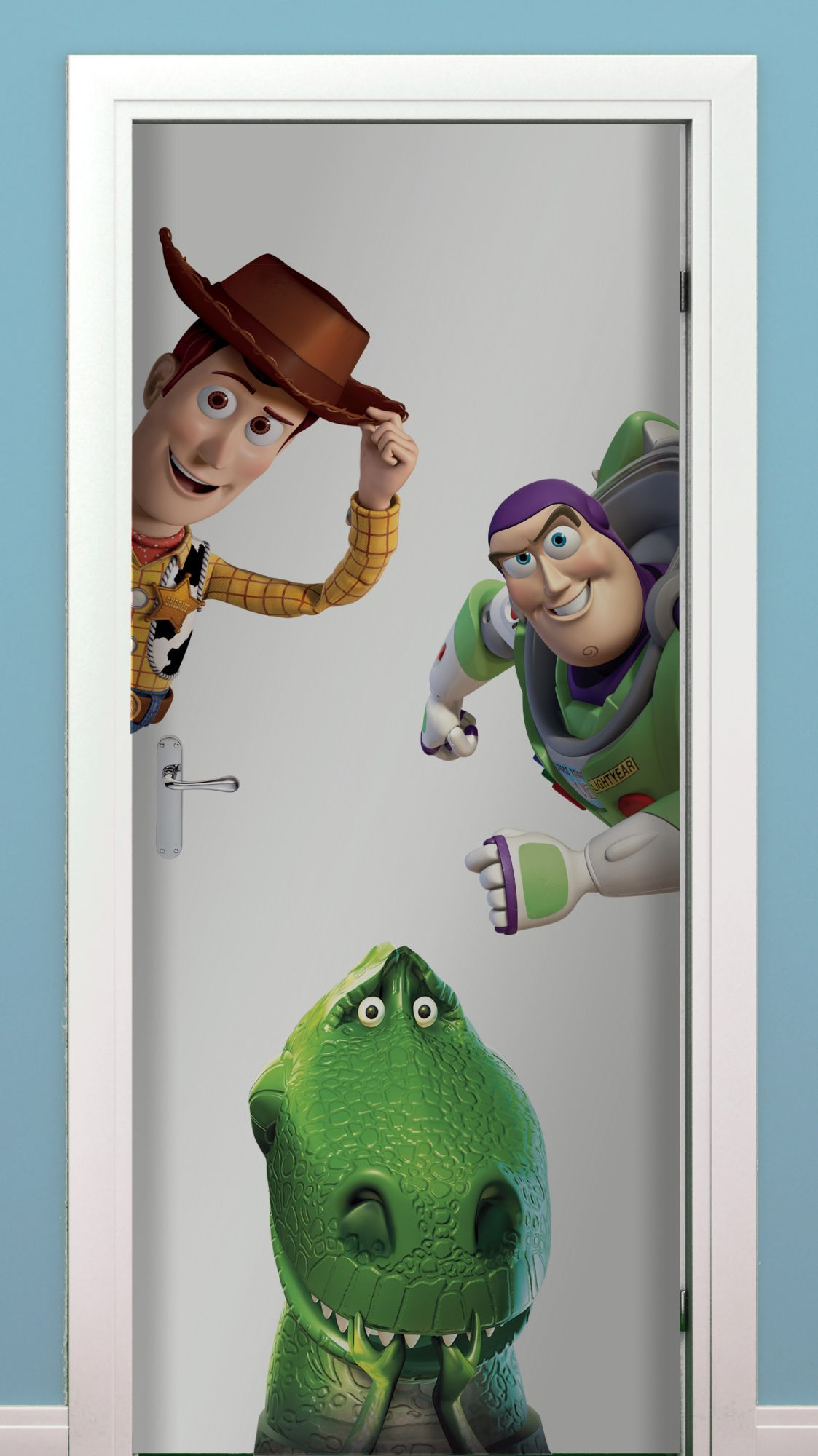 Toy Story Door Stickers