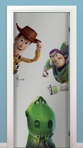 Graham & Brown Toy Story Door Stickers