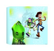 Graham & Brown Toy Story Printed Canvas (30x30cm)