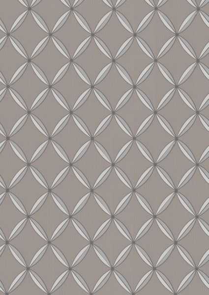 Graham & Brown Taupe easy anis wallpaper