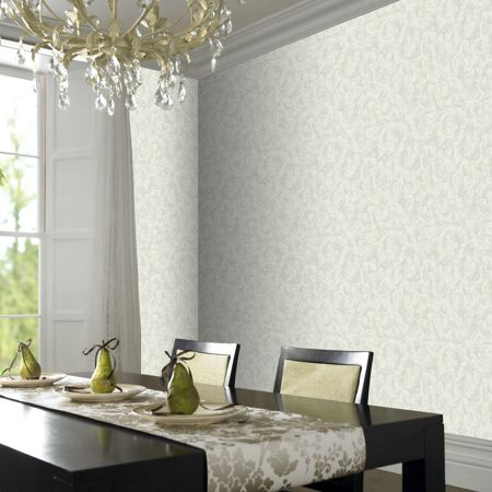 Graham & Brown Pearl charmed wallpaper