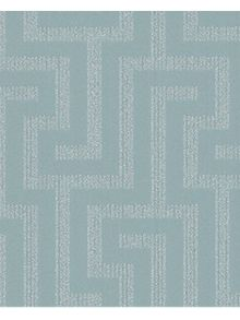 Graham & Brown Light blue duck egg juan wallpaper