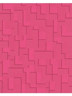 Hot Pink checker wallpaper