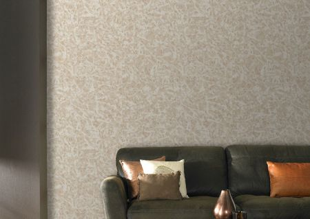 Graham & Brown Beige ainslie wallpaper