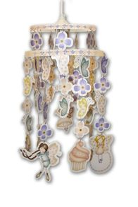 Graham & Brown Graham & Brown Heirloo Garland Lampshade