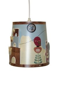 Graham & Brown Forager Lampshade