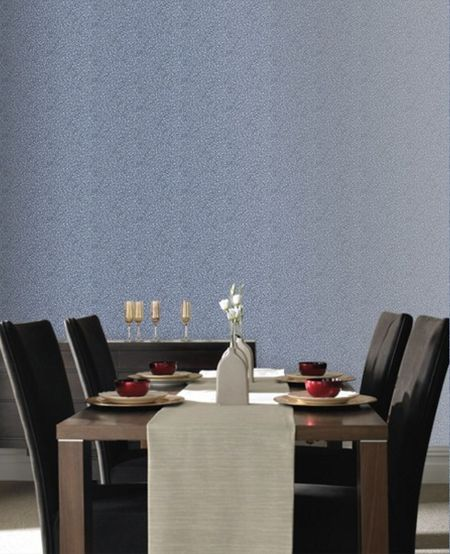 Graham & Brown Cornflower willow wallpaper