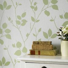 Graham & Brown Pear virtue wallpaper