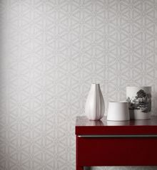 Graham & Brown White gloriental marble wallpaper