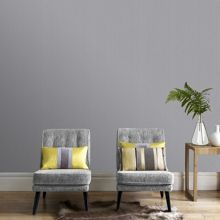 Graham & Brown Silver portego wallpaper
