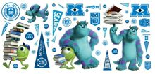 Graham & Brown Monsters Value Stickers