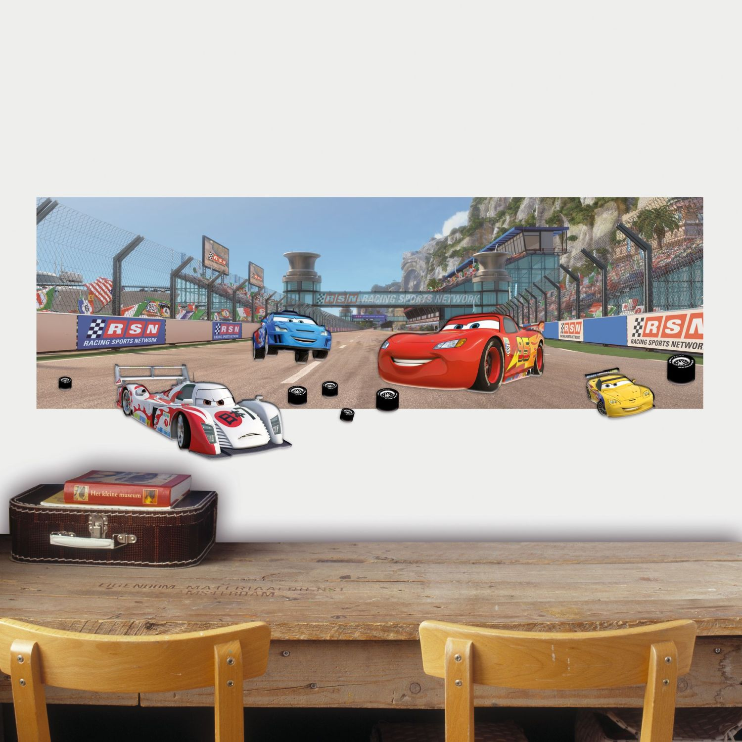 Cars Interactive 3D Stickers