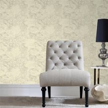 Graham & Brown Vintage Cream World Map Wallpaper