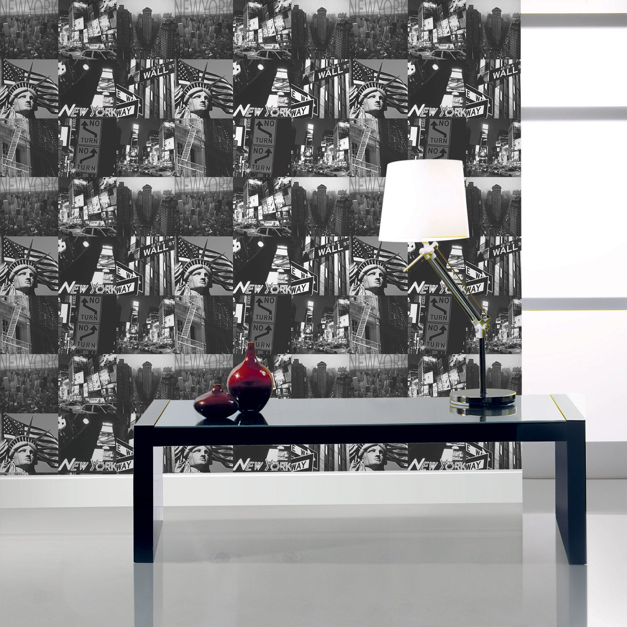 New york wallpaper shop for cheap products and save online for Cheap wallpaper shops