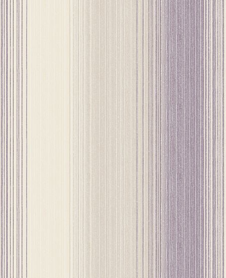 Graham & Brown Thistle Chambray Stripe Wallpaper