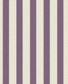 Graham & Brown Thistle Ticking Stripe Wallpaper