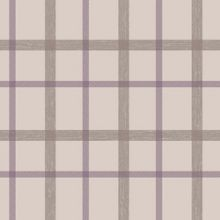 Graham & Brown Thistle Plaid Wallpaper
