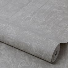 Graham & Brown Taupe Driftwood Wallpaper