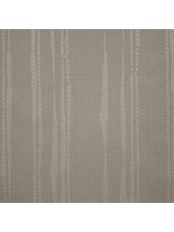 Taupe Kelly Hoppen Laddered Stripe Wallpaper