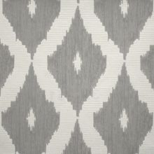 Graham & Brown Soft Grey Kelly Hoppen Kelly`s Ikat Wallpaper