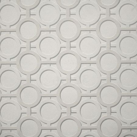 Graham & Brown Ice White Kelly Hoppen Enigma Wallpaper