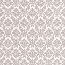 Graham & Brown Grey Damask Wallpaper