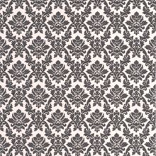 Graham & Brown White Damask Wallpaper