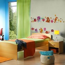 Graham & Brown Moshi Monsters Wall Stickers