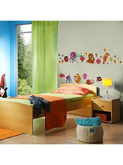 Moshi Monsters Wall Stickers