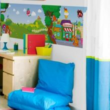 Graham & Brown Moshi Monsters Interactive Wall Panel