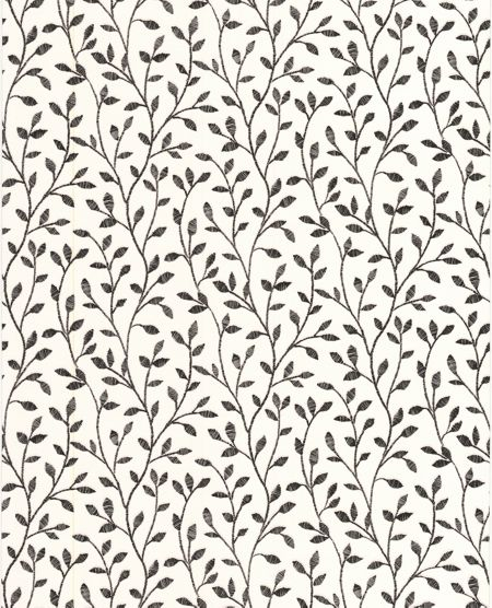 Graham & Brown Black / White Boho Wallpaper