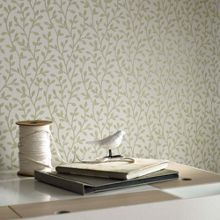 Graham & Brown Green Boho Wallpaper