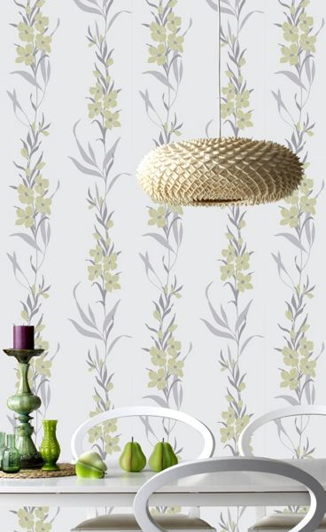 Graham & Brown Green Jardin Wallpaper