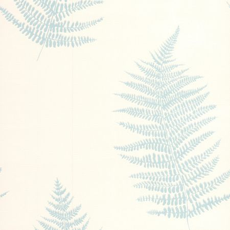 Graham & Brown Teal Verdant Wallpaper