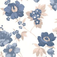 Graham & Brown Blue Eden Wallpaper