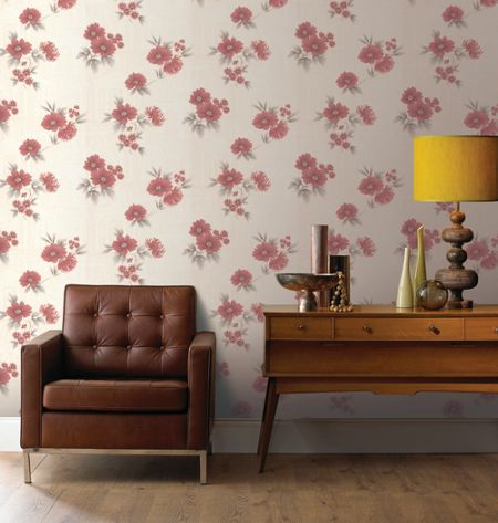 Graham & Brown Rome Wallpaper Sample