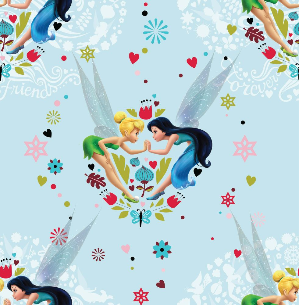 Tinkerbell Pixie Promise Wallpaper
