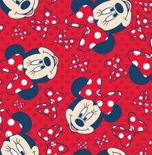 Graham & Brown Minnie Mouse Red Bow Wallpaper
