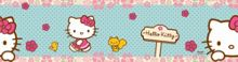 Graham & Brown Hello Kitty Woodland Stroll Border