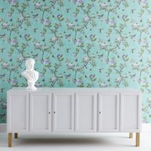 Graham & Brown Jade Chinoiserie Wallpaper