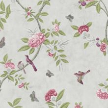 Parchment Chinoiserie Wallpaper